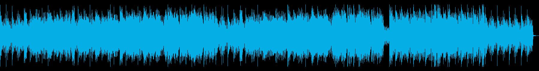 ハーモニカの奏でる懐かしい世界観の再生済みの波形