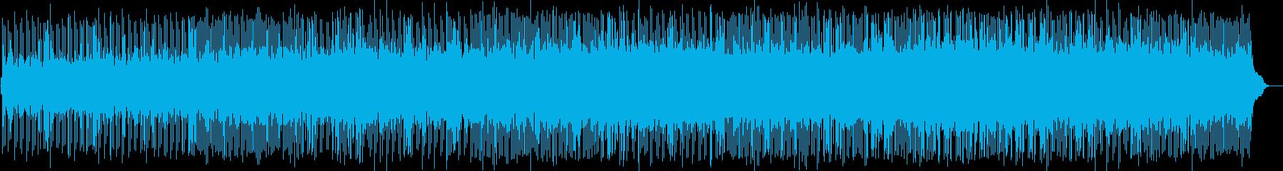 ポップバンドオーケストレーションと...の再生済みの波形