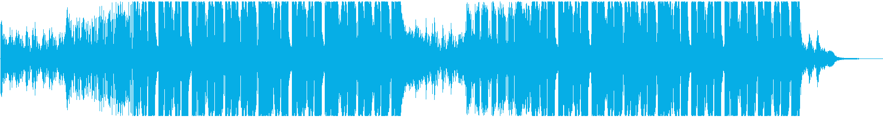 ドラム & ベース ジャングル ア...の再生済みの波形