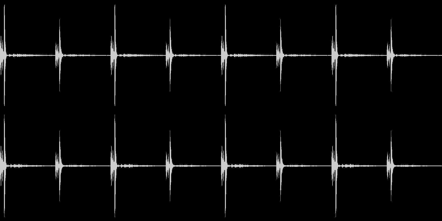時計、タイマー、ストップウォッチ_B_7の未再生の波形