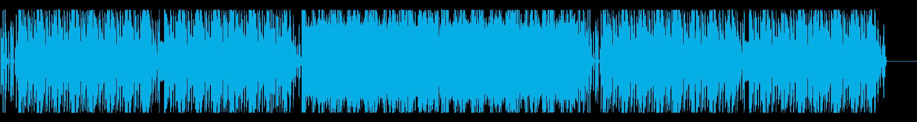 土着的なリズムと緊張感のあるHIPHOPの再生済みの波形