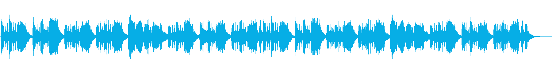 ニャンコ達の再生済みの波形