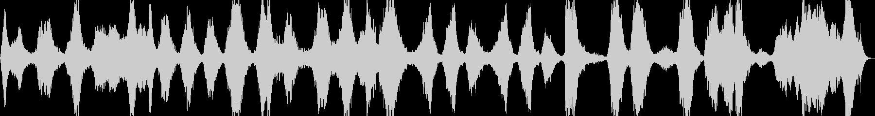 ゆったりとした弦とソプラノの声のメ...の未再生の波形