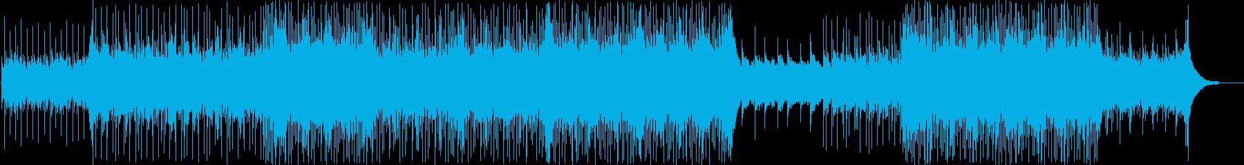ポップ アコースティックギター 楽...の再生済みの波形