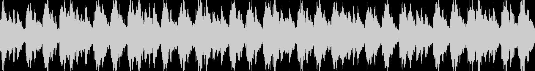 和風 巡礼 野山を足早にの未再生の波形