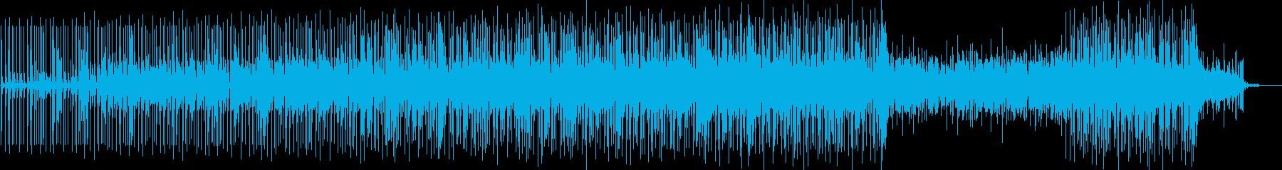 ミニマルでドライブ感あるギターインスト の再生済みの波形
