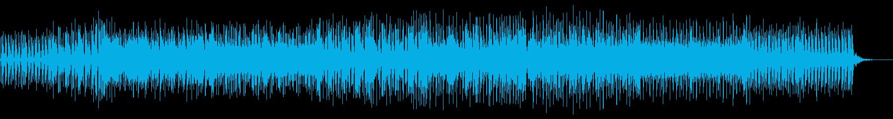 爽やかなリード音と軽快なリズムが印象的の再生済みの波形