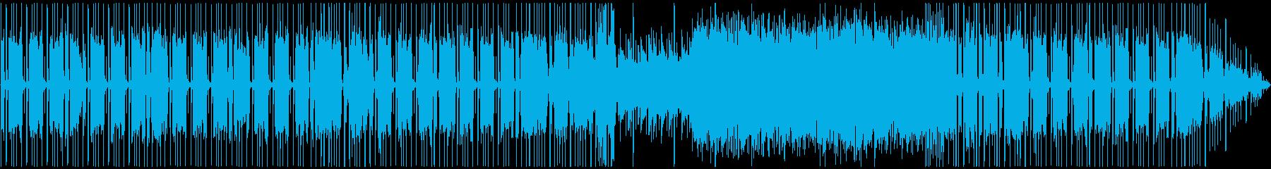 クラシックロックブルースロック。大...の再生済みの波形