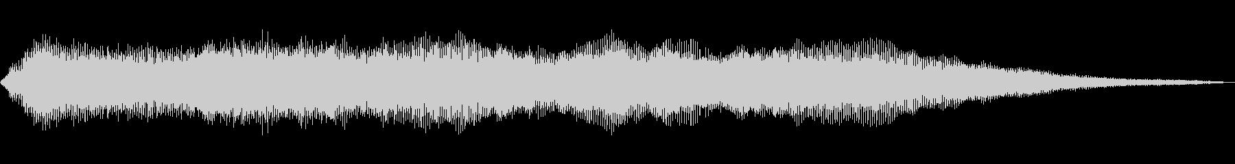 ブライトシンセドローン、音楽FX;...の未再生の波形