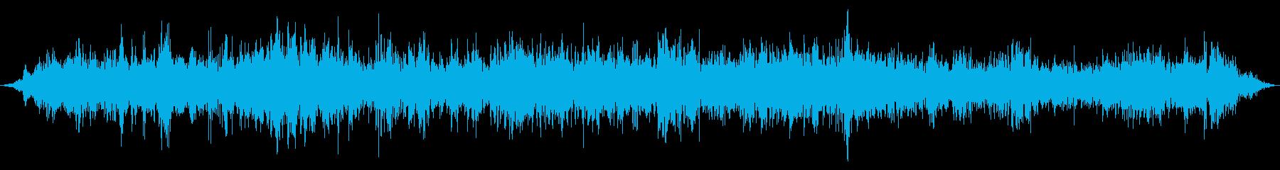 電気旅客列車:Int:クルージング...の再生済みの波形