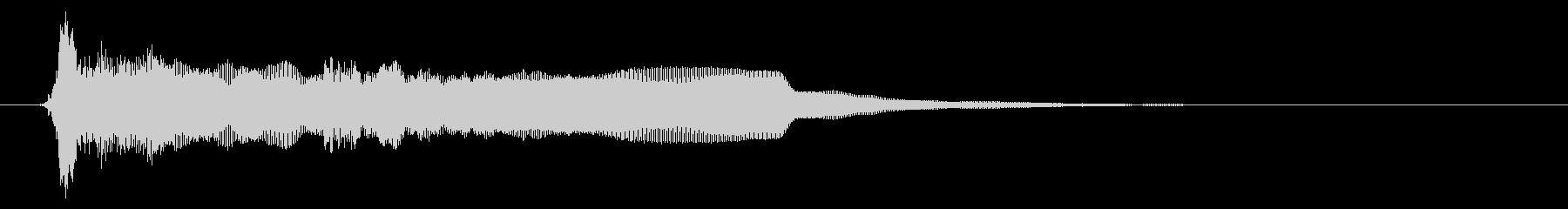 法螺貝01-2の未再生の波形