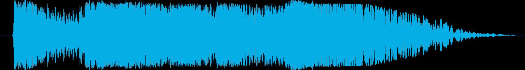 DJ,ラジオ,映像,クリエイター様に!8の再生済みの波形