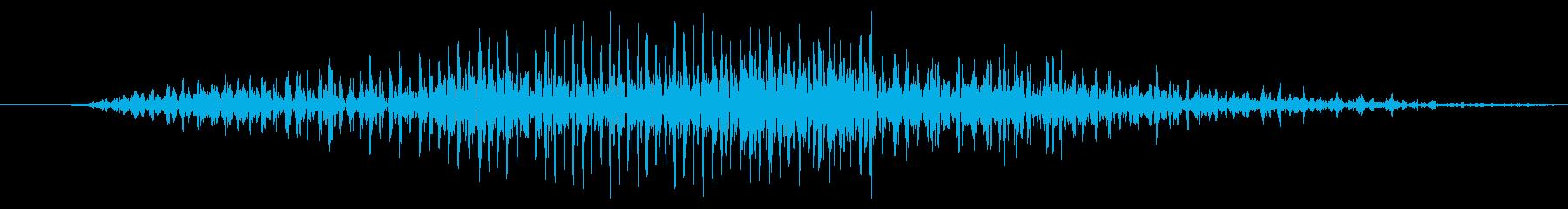 ドラゴン モンスター ゲーム 攻撃 中の再生済みの波形