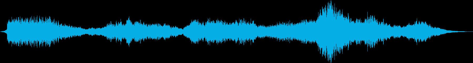 動画 センチメンタル 勝利者 静か...の再生済みの波形