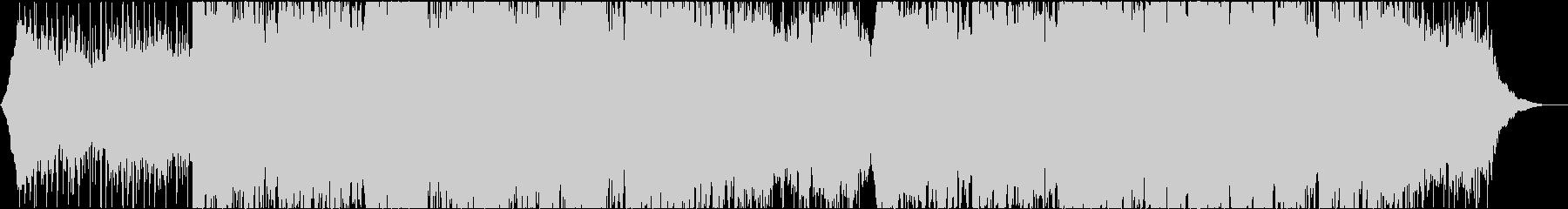 爽やかポップEDM/オーガニック系の未再生の波形