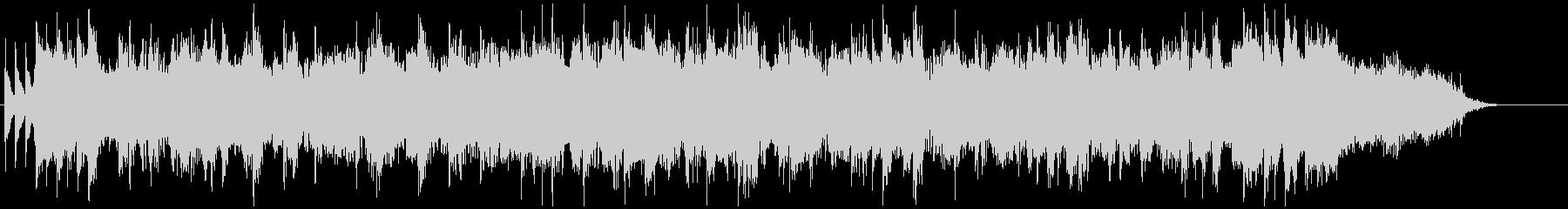ロックギタージングル【30秒】の未再生の波形