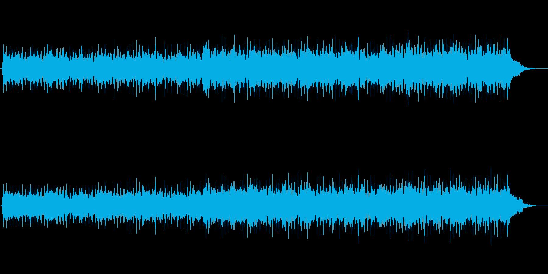 この伝統的なケルト/アイルランドの...の再生済みの波形