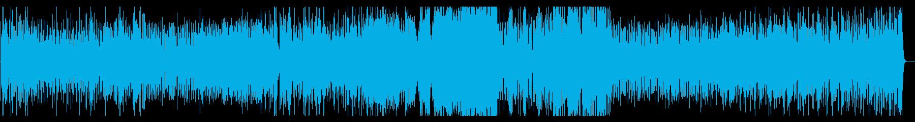 サプライズ・アタックの再生済みの波形