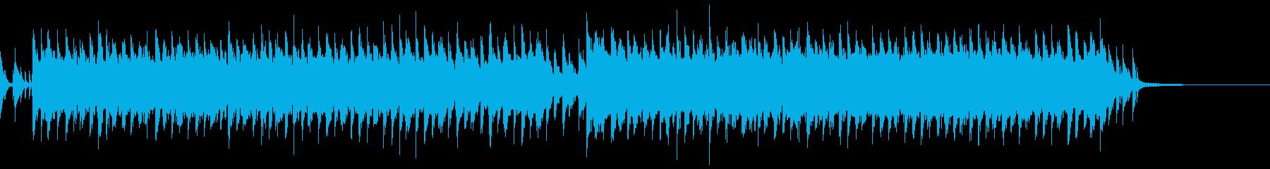 エレキウクレレとエレクトロが融合した曲…の再生済みの波形