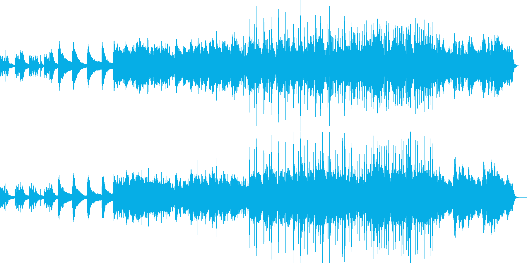 JAPANESQUE優雅で重厚なサウンドの再生済みの波形
