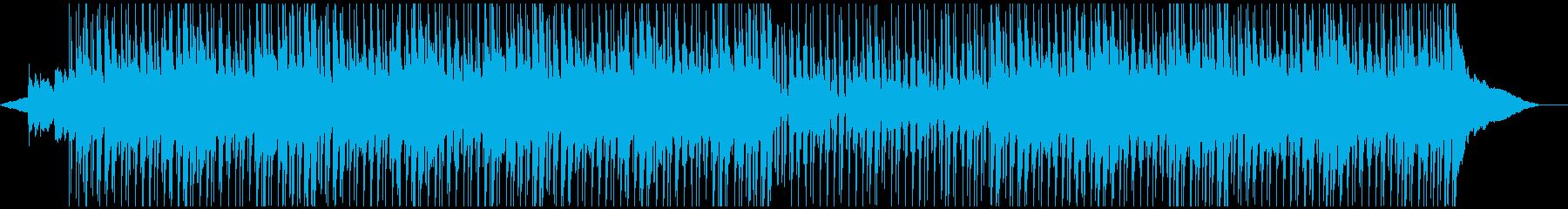 子ども向け元気な童謡カバーの再生済みの波形