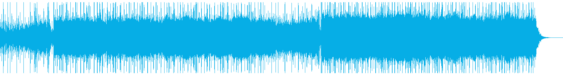 エモさ溢れるチルポップトラップ♪の再生済みの波形