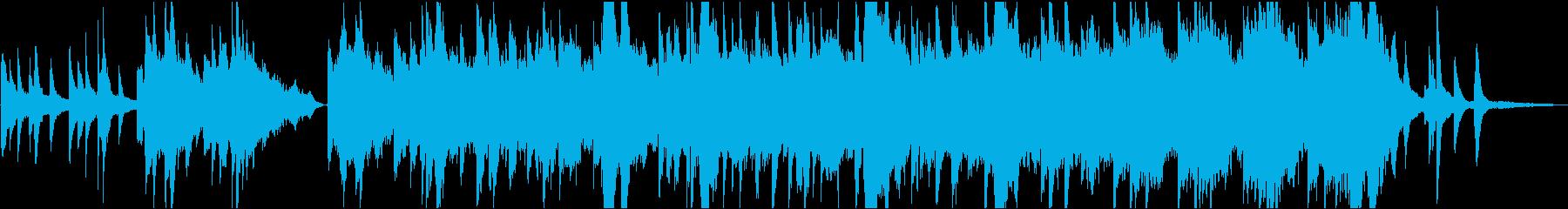 企業VP7 16bit48kHzVerの再生済みの波形