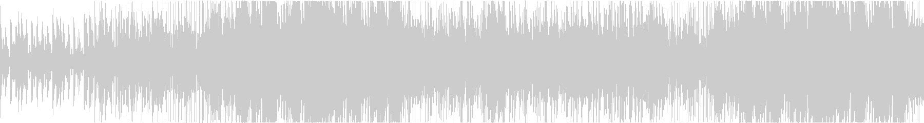 マイナーの切ないfuture bassの未再生の波形