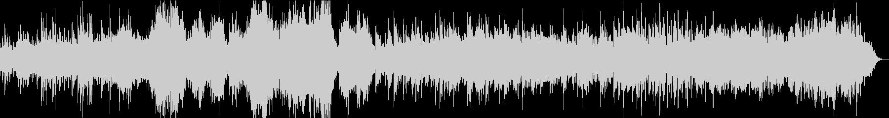 瞑想や神秘的な曲 ソルフェジオ周波数の未再生の波形