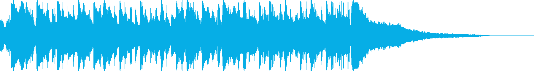 ◎秋ぽい生演奏切なJ-POP♫の再生済みの波形