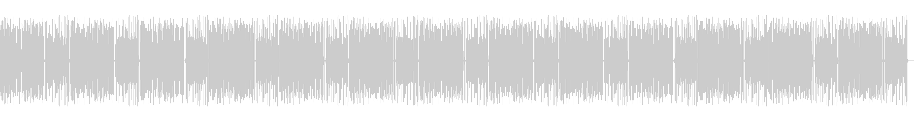 知育・料理・ほのぼの・日常ピアノ1Lの未再生の波形