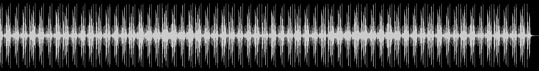 トラップ ヒップホップ 劇的な エ...の未再生の波形