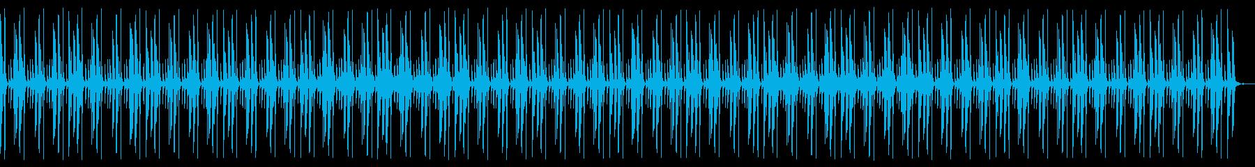 トラップ ヒップホップ 劇的な エ...の再生済みの波形