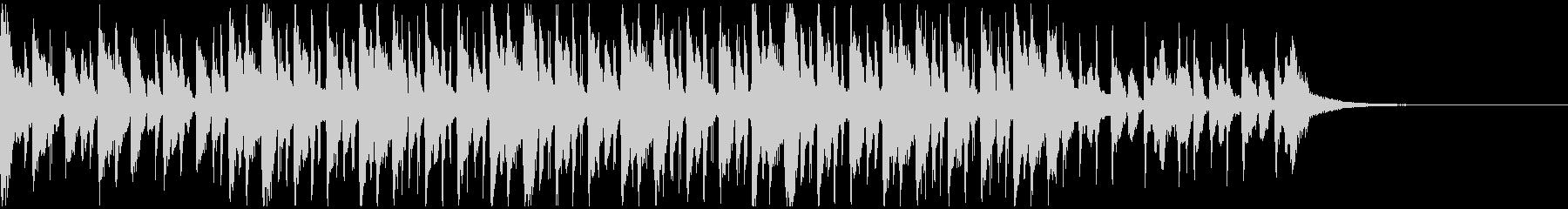 企業VP/CM元気な口笛のマーチBGMの未再生の波形