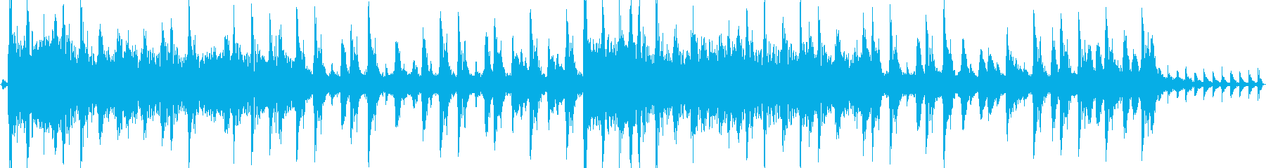 Unsuspecting mysterious jungle jingle's reproduced waveform