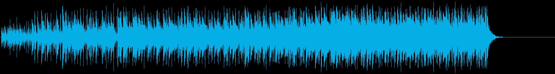 冷静なドキュメント風ポップ/マイナーの再生済みの波形