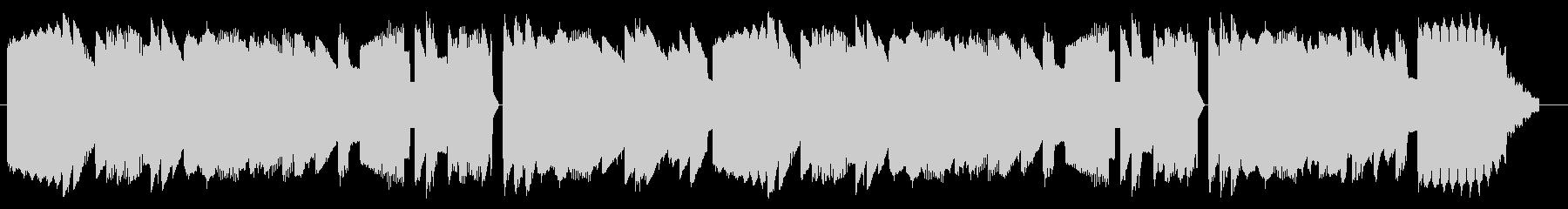 NES STG C06-1(エンディングの未再生の波形