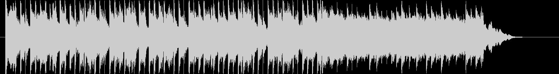疾走感あるポップBGM(30ver)の未再生の波形