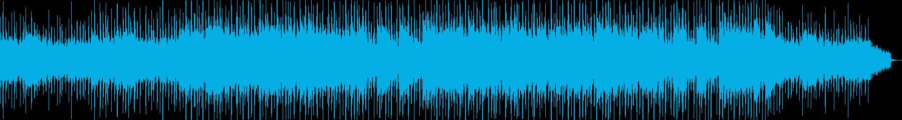 爽やか・楽しい・軽快・かわいいウクレレbの再生済みの波形