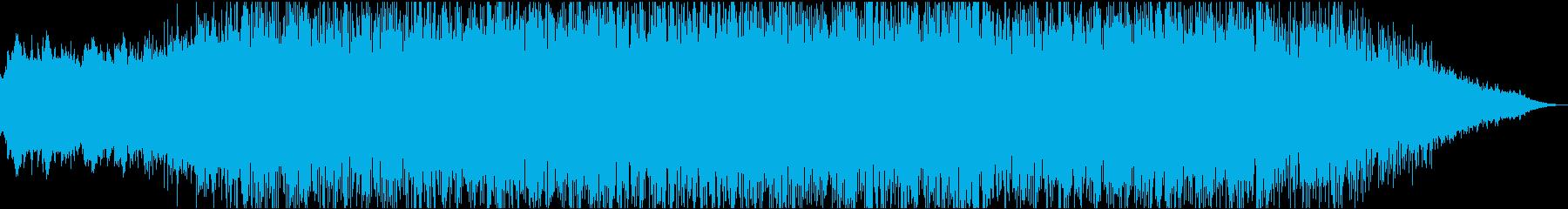 モダン 実験的 アンビエント ほの...の再生済みの波形