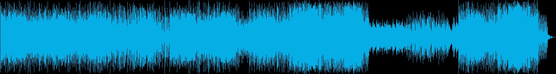 イントロ:アンビエント。大気とジャ...の再生済みの波形