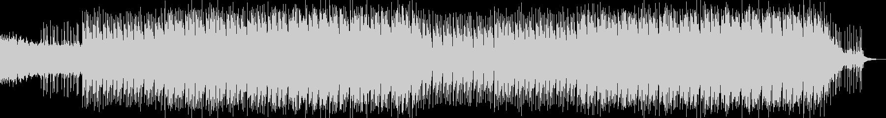 現代的で都会的なシンセミュージック-19の未再生の波形