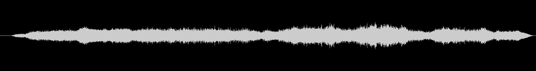 メタル 蓋のスクリーチ03の未再生の波形