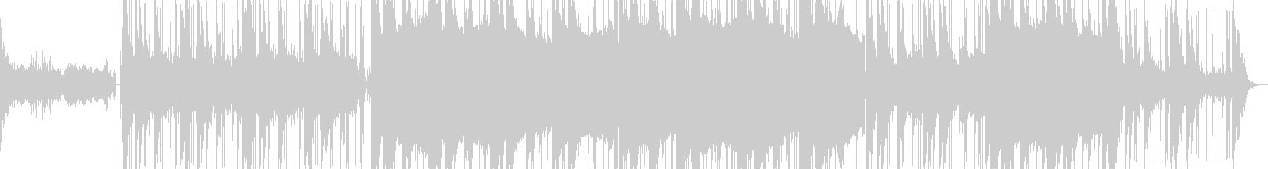 Electronicaの未再生の波形
