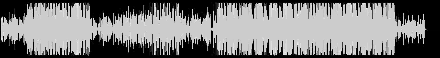 洋楽オシャレ系Future Bass の未再生の波形