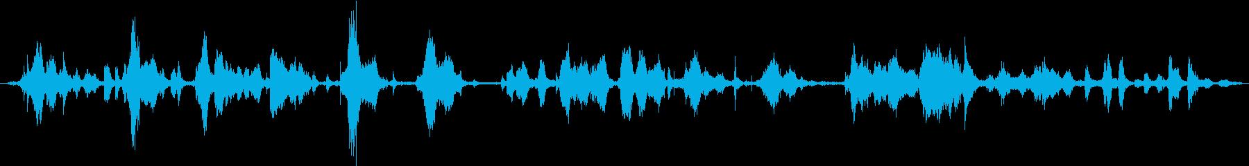 遊び場 トランポリン02の再生済みの波形