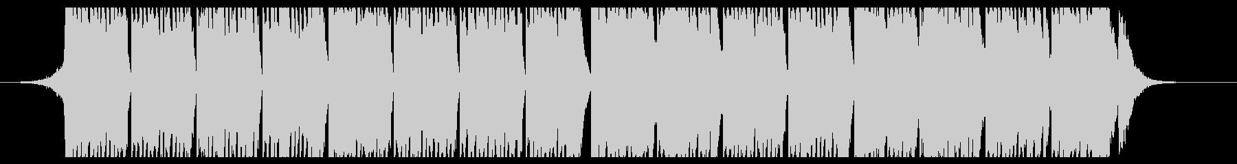 アラビア語スポーツエレクトロ(45秒)の未再生の波形