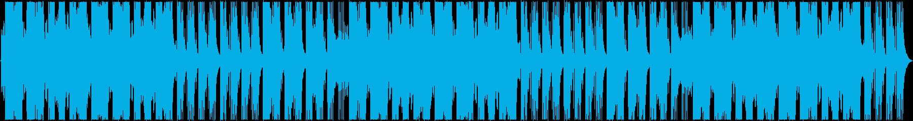【和風】尺八と三味線の重厚なBGMの再生済みの波形