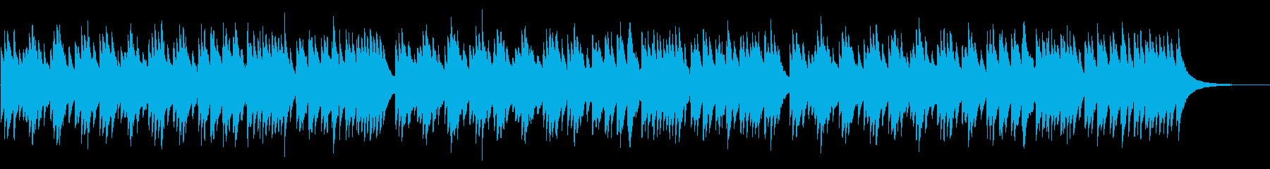 ジングルベル 72弁オルゴールの再生済みの波形