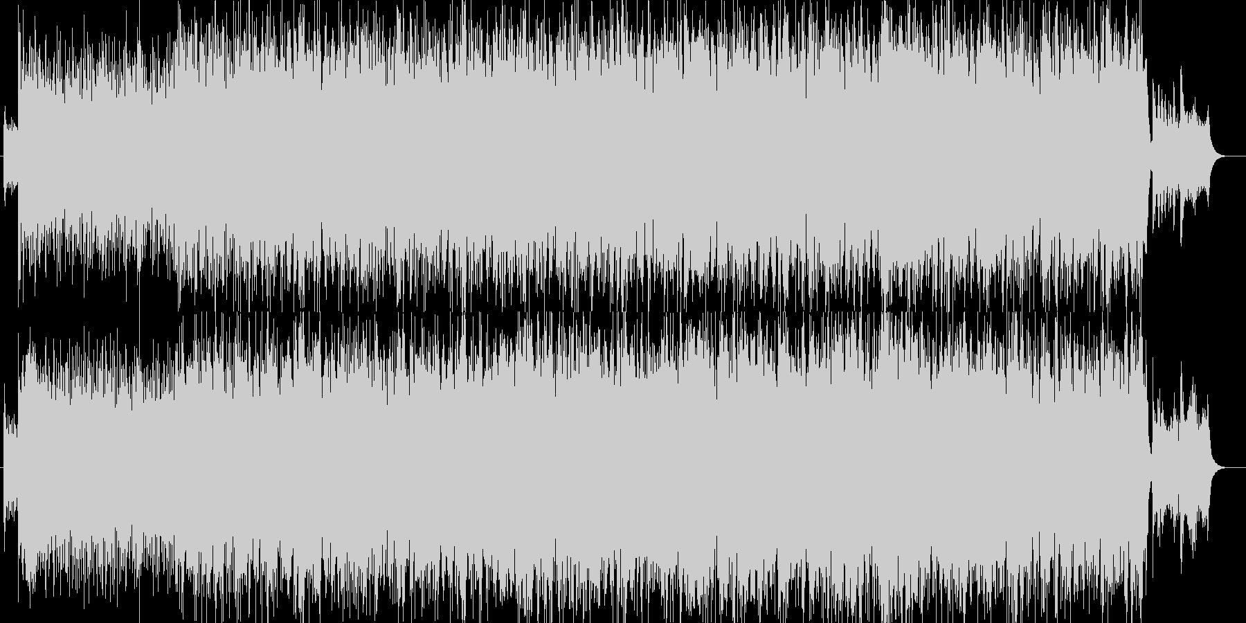 洋楽ゴスペルライブ コール&レスポンスの未再生の波形